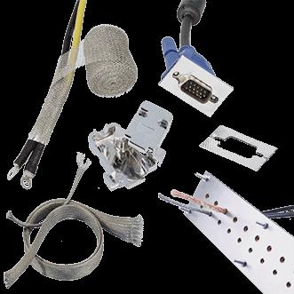 Protecția și introducerea cablurilor