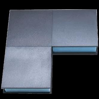 3620 - Placi de absorbție cu ferită dublă