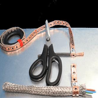 Cabluri de împământare a cablurilor