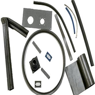 Elastomer de protecție din silicon