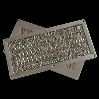 9510 Panouri de ventilație cu filtru de praf EMC
