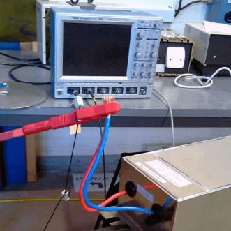 Măsurarea emisiilor conductive