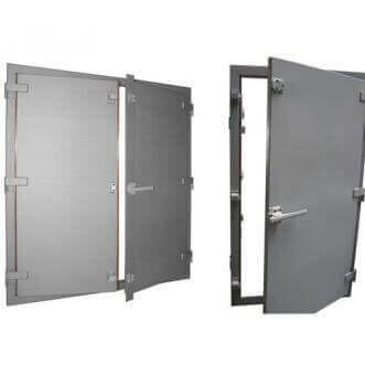Uși Faracay protejate de RFI-RFI