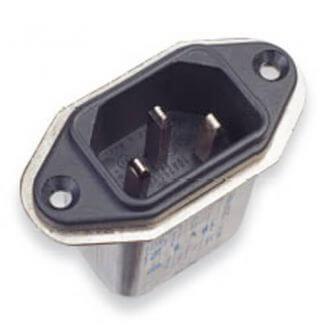 IECLF323 - Filtre de curent electric cu conector IEC